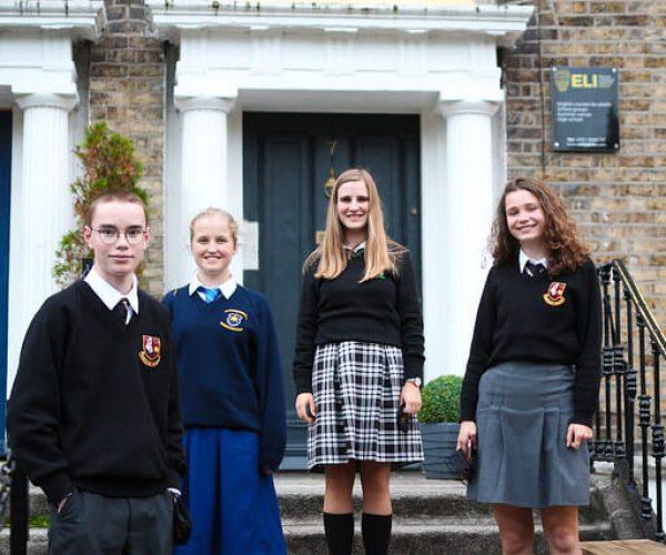 Irish Education at ELI