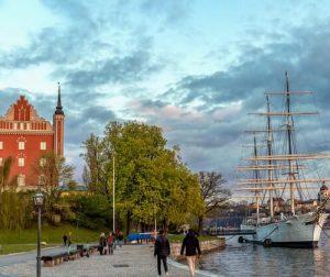 Tour en Estocolmo