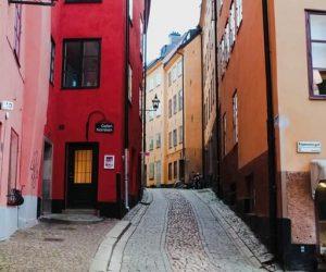 Visitando Estocolmo